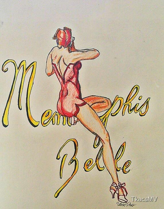 Memphis Belle by TkacsMV
