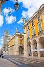 Praça do Comércio. Lisboa by terezadelpilar ~ art & architecture