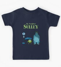 My Neighbor Sulley Kids T-Shirt