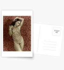 Pearls, II Postcards