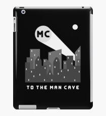Man Cave 2 iPad iPad Case/Skin