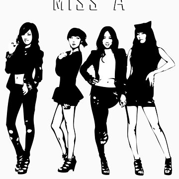 Miss A - 미쓰에이 by StrawberryMo