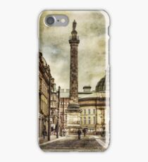 Textured Newcastle Upon Tyne iPhone Case/Skin