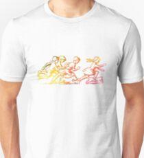 Happy Venture Rainbow Runners T-Shirt