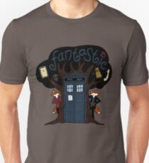 The Fantastic Doctor Nine (What Does the Ninth Say?) T-Shirt