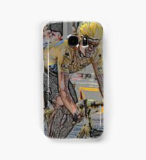 Bradley Wiggins - iPhone Case (Abstract) Samsung Galaxy Case/Skin