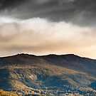 Winter Morning, Mt Wellington by Kye Vincent