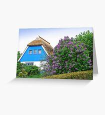 Insel Hiddensee - Germany Greeting Card