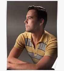 Portrait Chris Poster
