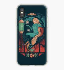 Aran Nouveau iPhone Case