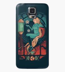 Aran Nouveau Case/Skin for Samsung Galaxy
