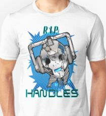 Rest In Peace Handles T-Shirt
