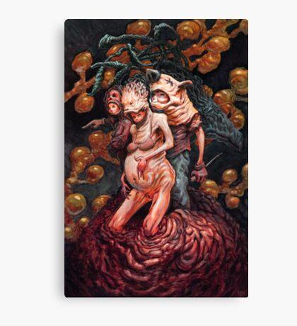 Daggerboy (version 2)  Canvas Print