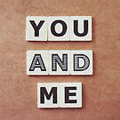 you and me by beverlylefevre