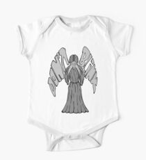 Don't Blink Weeping Angel Kids Clothes
