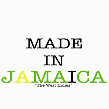 Jamaica by Fasmwa