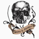 Sins & Needles Tattoo Parlor by PerryPalomino