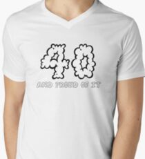 40 and Proud of It! T-Shirt