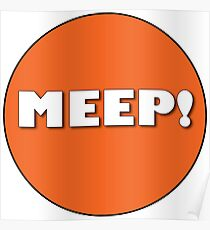MEEP! Poster