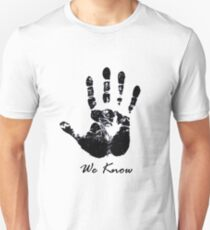 The Dark Hand Unisex T-Shirt