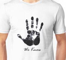 The Dark Hand Unisex T-Shirt