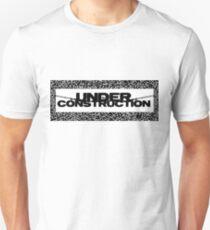 under construction Unisex T-Shirt