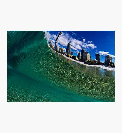 Swimmers Paradise Fotodruck