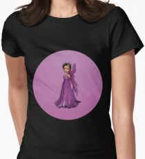 Little Fairy Womens Fitted T-Shirt