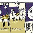 Internet Money Printer Editorial Business Cartoon by Binary-Options
