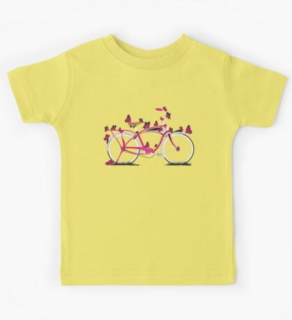 Butterfly Bicycle Kids Clothes