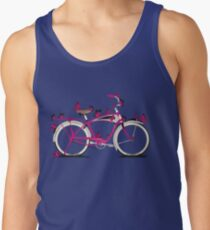 Butterfly Bicycle Tank Top