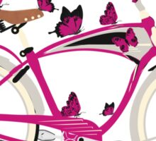 Butterfly Bicycle Sticker