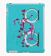 Butterfly Bicycle iPad Case/Skin