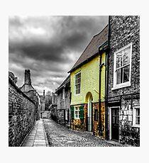 Mews Cottage York Photographic Print