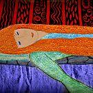 Sleeping Beauty by Jane Neill-Hancock