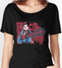 Ash vs. Evil Dead Women's Relaxed Fit T-Shirt