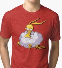 Shiny Altaria Tri-blend T-Shirt