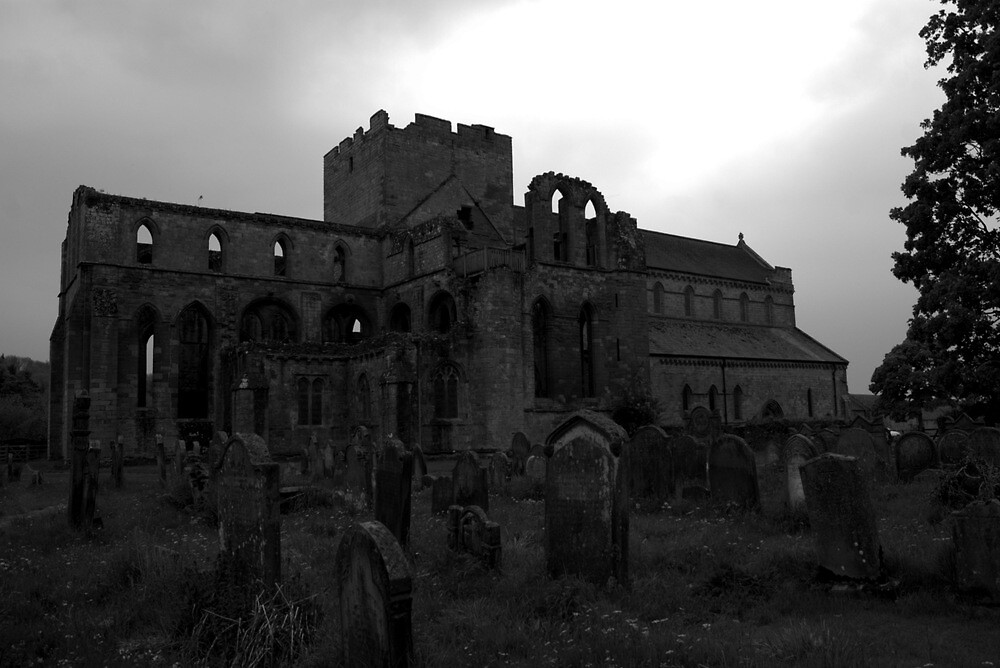 Lanercost Priory by Lou Wilson