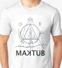 MAKTUB - The Alchemist  T-Shirt