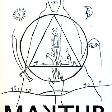 MAKTUB - The Alchemist  by SUPERSCREAMERS
