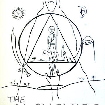 The Alchemist - Paulo Coelho by SUPERSCREAMERS