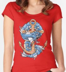 Dragon Rage Women's Fitted Scoop T-Shirt