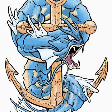 Dragon Rage by AustinJames
