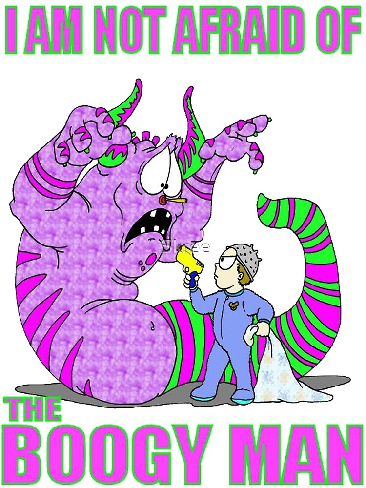 The Boogy Man Bully by Skree