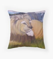 He is Big Proud and Beautiful Throw Pillow