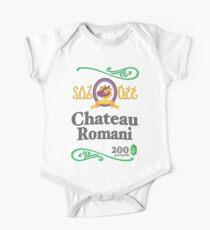 Chateau Romani (Light Shirt) Kids Clothes