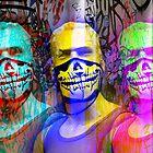 Faces 4 by Igor Shrayer
