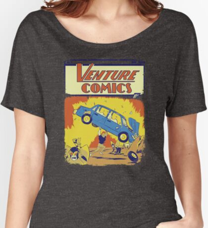 Venture Comics Women's Relaxed Fit T-Shirt