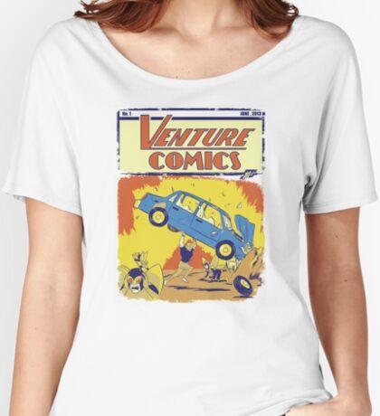 Venture Comics Women's Relaxed Fit T-Shirt