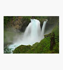Sahalie Falls, Oregon Photographic Print